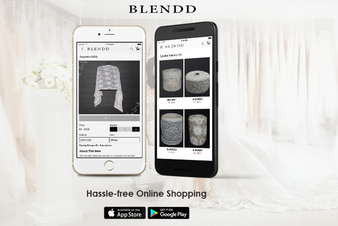 Mobile App Development - Blendd - iGreenTech Services Portfolio