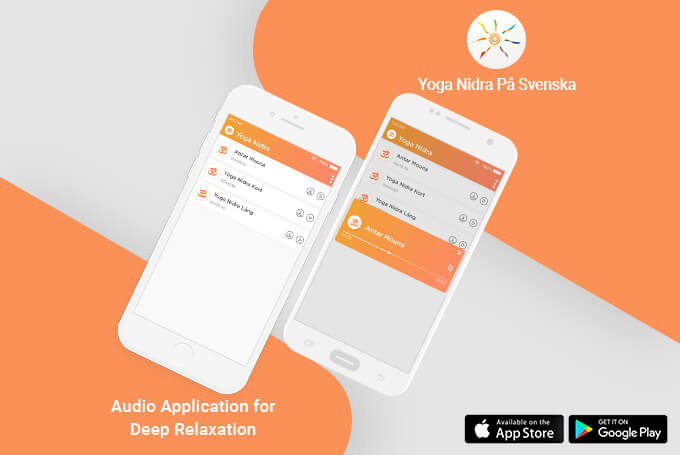 Mobile App Development - Yoga Nidra 2 - iGreenTech Services Portfolio